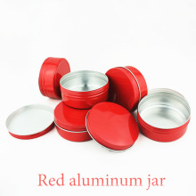 Hot Sale Aluminum Cream Jar (NAL04)