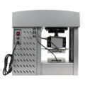 10 Ton Electric Rosin Heat Press Máquina de imprensa de óleo de semente de cânhamo