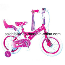 Shining Color Kids BMX Bicycle with Back Carrier (SC-CB-076)
