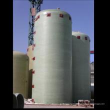 Tanque / Vaso de FRP fabricado no local