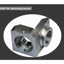 CNC-Bearbeitung Teile starren bearbeiteten Hersteller in Zhejiang, OEM-Service