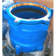 Professional for Ductile Iron Coupling Large Diameter Coupling With Thrust Ring export to El Salvador Factories