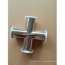 4-х ходовой крестовина для сантехнической нержавеющей защелки