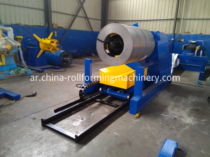 Steel Coil Hydraulic Decoiler