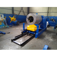 Hydraulic automatic decoiler