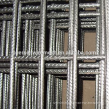 Construcción de acero reforzado malla soldada de barras de acero