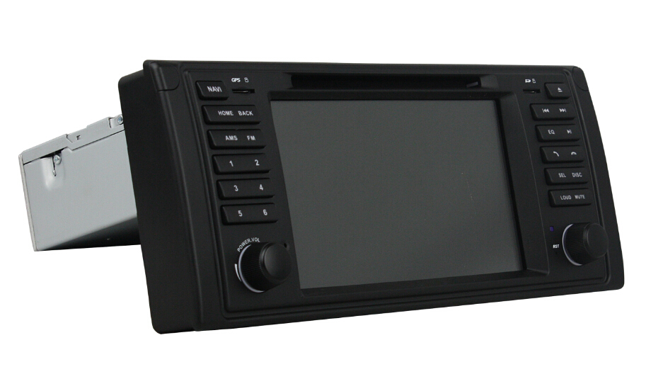 Car DVD Player For BMW E39