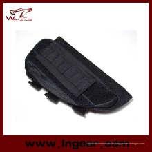 Taktische Airsoft Gewehr Gewehr Munition Beutel Wange Pad Gun Bag Black