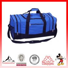 Chine fabricant personnalisé en gros sac de sport, sacs de sport pour la gym, desinger grimpeur sac de sport / pas cher pliable voyage sac de sport