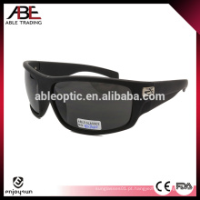 Óculos de sol de esporte barato de design especial de alta qualidade