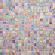 China Buntes Kristallglas Mosaik für Gebäudedekoration