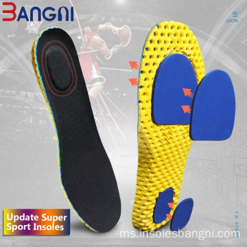 Aksesori Kasut Light Soft Insoles Ortholite EVA Foam