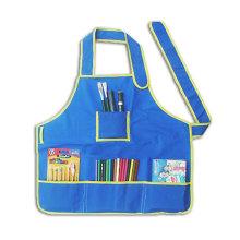avental engraçado da arte dos miúdos para pintar