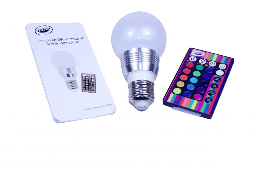 LED Bulb RGBG60