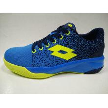 Light Weight Blue Mesh / Strick Sport Schuhe für Männer