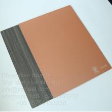 flameproof Laminated double-side Decorative MgO Wall Panels