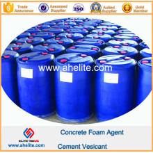 Additifs en béton Vapeur de ciment pour agent de mousse pour panneaux de panneaux Clc