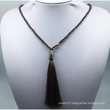 Diamonds Tissue Necklace (XJW13765)