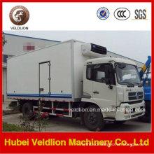 Dongfeng 10cbm/10m3/10000L Refrigerator Box Truck
