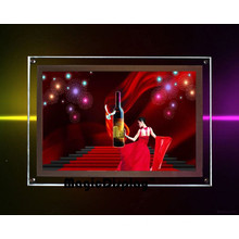 Advertising LED Crystal Commercial Display