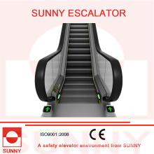 Escalera de seguridad y cómoda para centro comercial, servicio pesado, Sn-Es-ID085