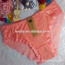 AS-807 OEM Großhandel China Dessous sexy Hot Lace Baumwolle Dessous Bulk Phantasie Unterwäsche