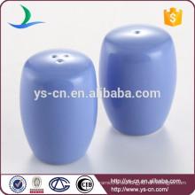 Handgemachter keramischer heißer verkaufender Salz- u. Pfeffer-Shaker