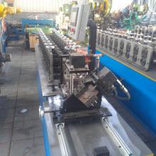 Tira de aço c stud u track máquina de formação automática de rolos