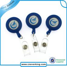 Epoxy Sticker Badge Reel con certificación profesional
