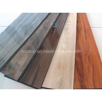 High Glossy Residential PVC Vinyl Flooring