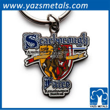 custom keychains scarborough faire 25th anniversary keychains