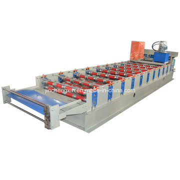 Wall and Roof Roll Forming Machine