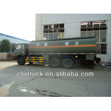 20-25 cube DongFeng oil tanker truck