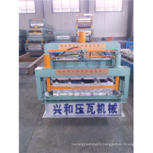 Corrugation Roof Panel Double Layer Roll Forming