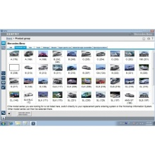 Win7 V2016.07 Xentry Das Software de disco duro para Benz MB STAR C3