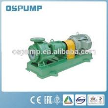 Pompe d'alimentation de filtre d'IHF doublée par plastique professionnelle / pompe chimique