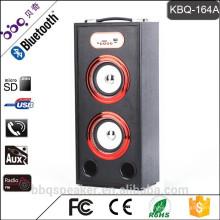 Neue ankunft KBQ-164A plating maske handy drahtlose tragbare Bluetooth lautsprecher