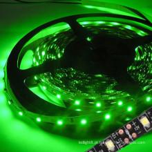12V impermeável flexível 3528 RGB levou luz de faixa de tempo