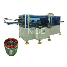 Horizontal Big Power Long Stack Length Stator Coil Forming Machine