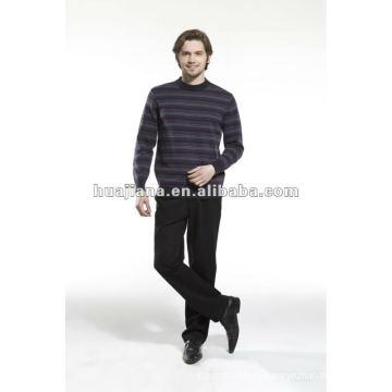 мужские кашемировый свитер шею