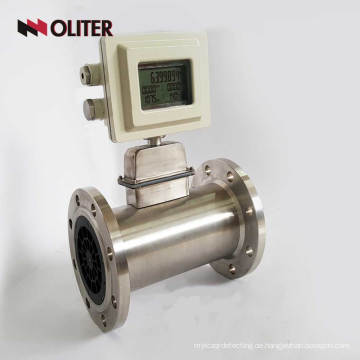batteriebetriebener Butan Propan Luft Erdgas Massendurchflussmesser
