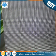 Factory price High Purity 100 mesh*0.1mm Pure Titanium Wire Mesh Dental Titanium Mesh