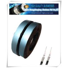 Bandoulière en aluminium isolant pour l'emballage de câble fabriqué en Chine