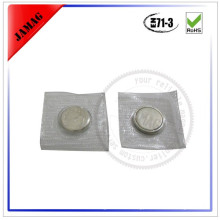 Best price magnet magnetic button fasteners for clothing for customized