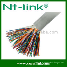 Telecomunicação 25 pares utp cat3 lan cabo