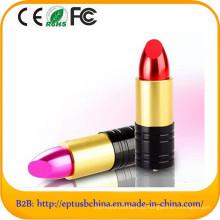 Logotipo feito sob encomenda livre da multi pena do USB do presente do batom da cor (ET607)