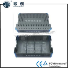 Stainelss Steel Surgical Sterilising Trays Sterilizer