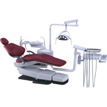 Exquisite Design Dental Chair Unit with Ce ISO