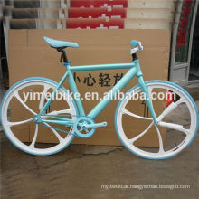 700c freestyle cheap fixed gear bike made in china