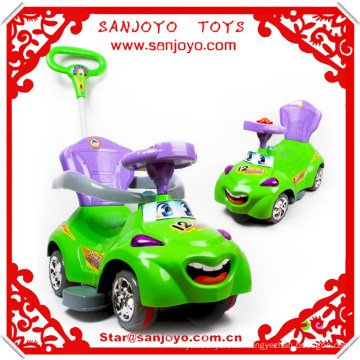 Factory directly sell Plastic Children Electric Car 4 wheel kids cars for kids HT-5512